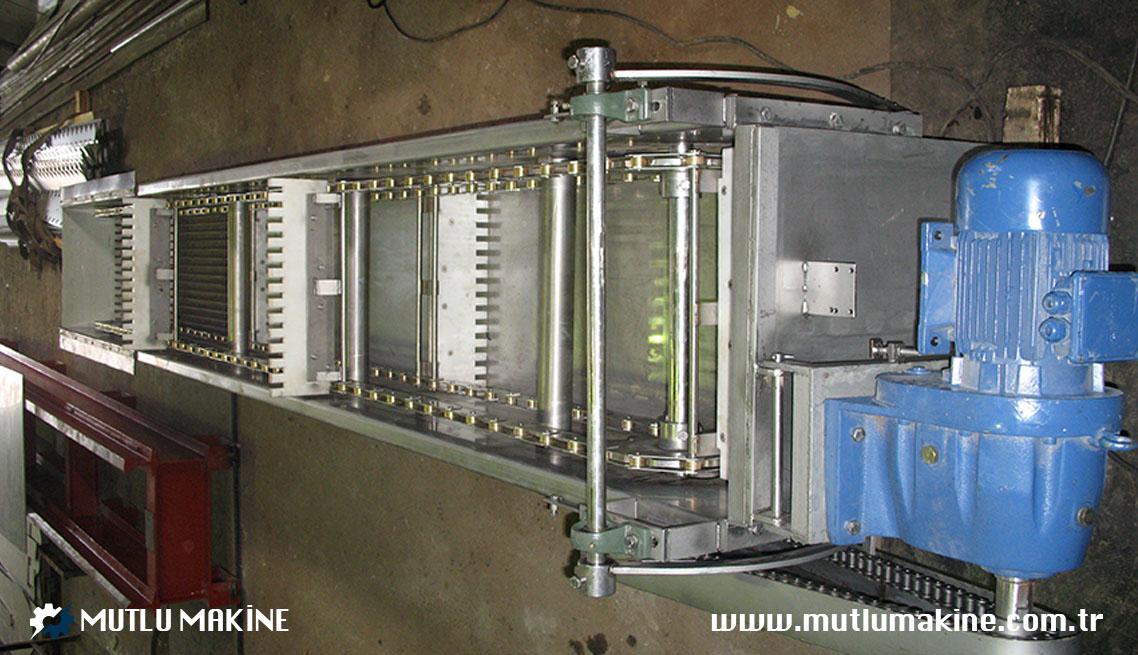 doğrusal mekanik ızgara makinesi