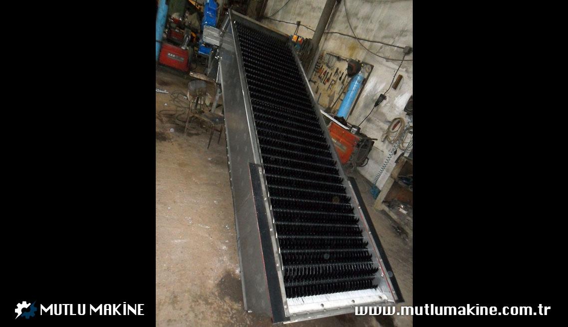 plastik konveyör ızgara