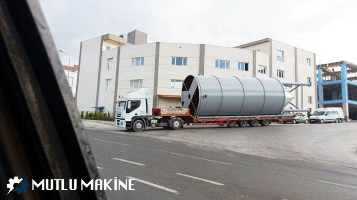 çökeltme tankı imalatı izmir