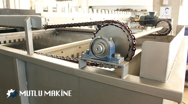 daf makinesi imalat