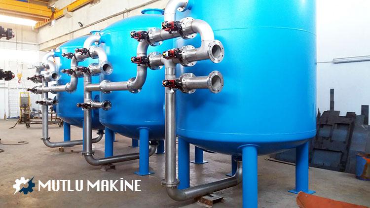 kum filtresi imalatı yapan şirket