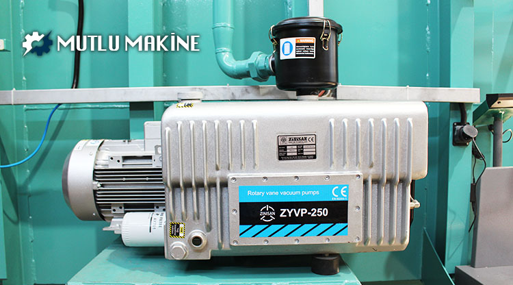 fumigasyon vakum tankı pompa